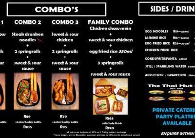 COMBOS EXTRAS